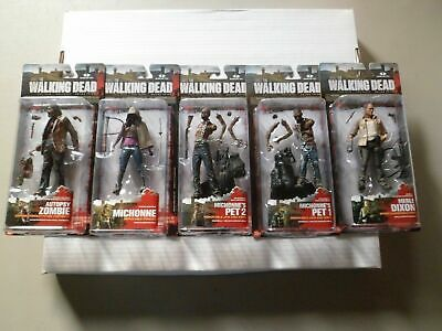 2013 The Walking Dead: TV Series Three COMPLETE SET of 5