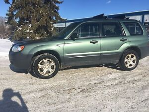 **2006 SUBARU FORESTER 2.5XS! NEED GONE!**