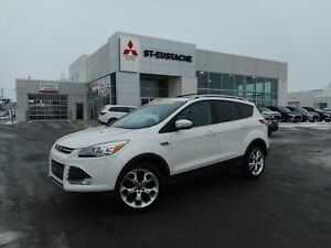 2013 Ford Escape Titanium 4X4/AWD ** CUIR ** CAMERA RECUL
