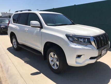 2018 Toyota LandCruiser  prado gxl 4 months old Coburg North Moreland Area Preview