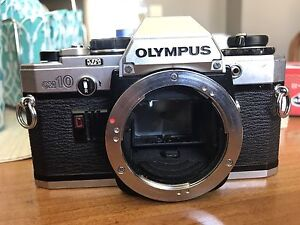 Body only : Olympus OM10 Camera Japan crafted '70s