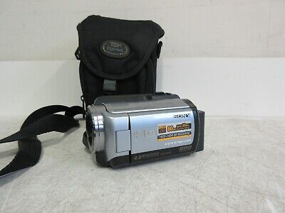Sony HDR-XR100 HandyCam 80GB HDD Camcorder with Carry Case Handycam Carrying Case