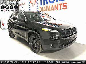 2018 JEEP CHEROKEE LIMITED-UCONNECT-SIÈGES CHAUFFANTS-CAMÉRA