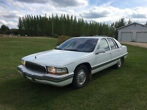 1996 Buick Roadmaster Collecters Edition
