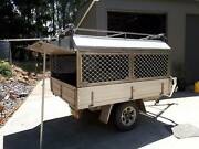 8x6 enclosed trailer aluminium and stainless steel construction Newcastle Newcastle Area Preview