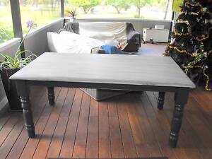 Timber Dining table Arcadia Hornsby Area Preview