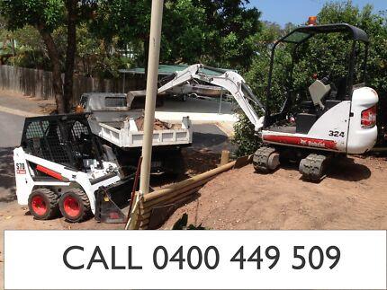 Excavator Bobcat Combo Hire Gold Coast and Brisbane Coomera Gold Coast North Preview