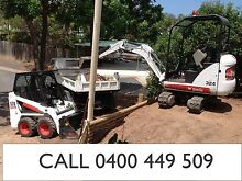 Excavator Bobcat Combo Hire Gold Coast and Brisbane Coomera Gold Coast North Preview