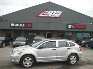 Dodge Caliber Hayon 4 portes SXT, Traction avant