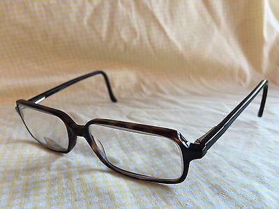 John Lennon Brand JL 301 002 51 15 140 Dark Brown RX Eyeglasses