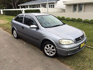 2004 Holden Astra Hatchback Charlestown Lake Macquarie Area Preview