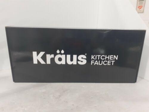 Kraus KPF-1690SFS Britt Single Handle Commercial Kitchen Faucet