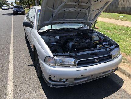 1995 Subaru