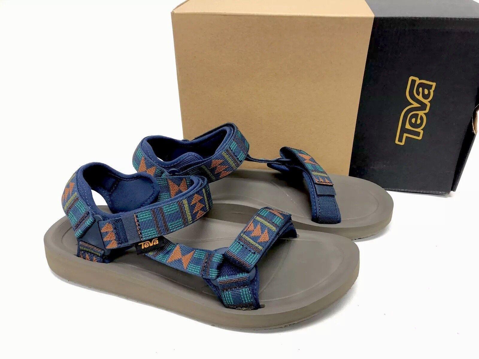 Teva Men's Original Universal Premier Beach Break Navy 1015192 Men's Shoes