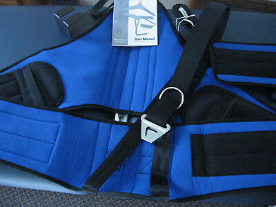 New Chattanooga Deluxe Universal Quikwrap Traction Table Belt System