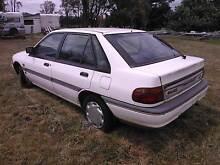 1993 Ford Laser Smythes Creek Golden Plains Preview