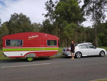 Franklin caravan Southport Gold Coast City Preview