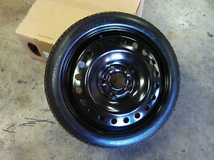 2013 2014 CHEVY MALIBU SPARE WHEEL TIRE DONUT 17