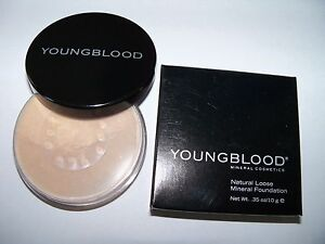 Youngblood Mineral Cosmetics Loose Foundation HONEY