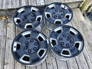mags GM 17 pouces 6x139.7 + tpms !