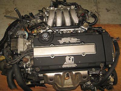 94 01 ACURA INTEGRA DC2 GSR B18C VTEC ENGINE 5SPEED TRANS JDM B18C OBD2 MOTOR