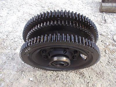 1929 John Deere Gp Stndrd Tractor Jd Rearend Differential Drive Gear Assembly