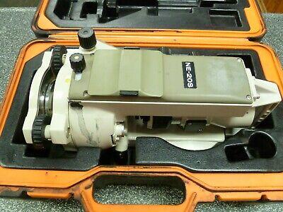Nikon Digital Electronic Theodolite Ne-20s Level Surveying Tool Equipment