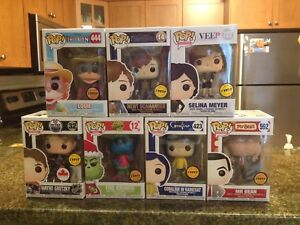 Funko Pop Chases for trade/sale
