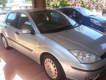 2003 Ford Focus. Auto