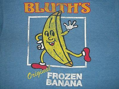 ARRESTED DEVELOPEMENT Bluth's Original Frozen Banana TV SHOW Large L T SHIRT