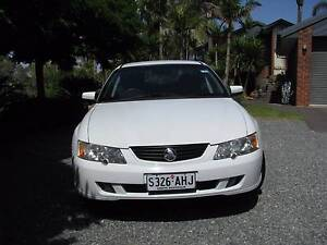 2003 Holden V6 Commodore Sedan Valley View Salisbury Area Preview