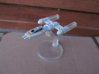 HOT WHEELS STAR WARS CGW59 STARSHIPS  Y WING no packaging