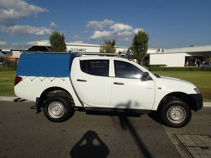 2009 Mitsubishi Triton Ute Welshpool Canning Area Preview