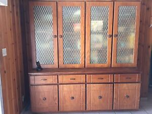 Armoire Bois / Wood Cabinet
