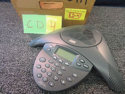 Cisco Systems Polycom Ip Conference Station Cp-7936 Used Works