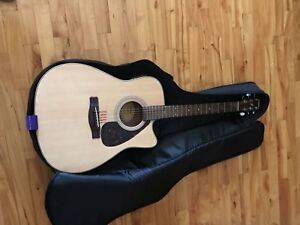 Yamaha FX370C Acoustic Electric Guitar