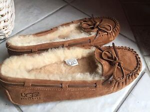UGG Brand Moccasin shoes