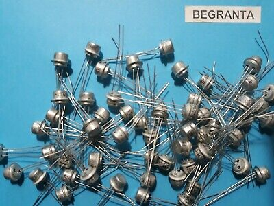 40x Mp-25 Germanium Transistor Low Frequency Amplifier