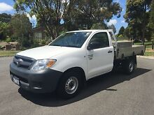 Toyota hilux workmate Upwey Yarra Ranges Preview