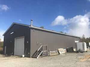 Commercial Building to be moved