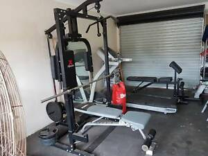 Home gym equipment gym fitness gumtree australia