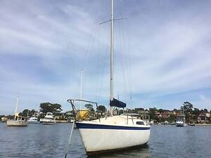 Cole 23 - Fixed Keel- Offers Welcomed Drummoyne Canada Bay Area Preview