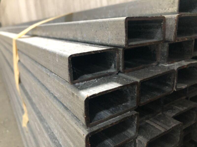 Galvanized Rectangle Steel Tube