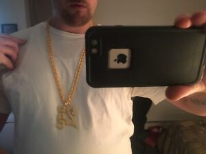 Gold 2pac Chain
