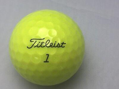 24 Titleist NXT Tour S Yellow AAAA  Golf Balls Yellow Free Tees