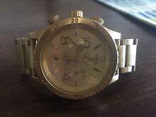 Gold Nixon 51-30 Chrono Near New Tweed Heads 2485 Tweed Heads Area Preview