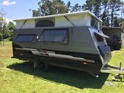 Coromal Ex-cel 445 Pop Top Bonnells Bay Lake Macquarie Area Preview