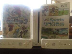 Wii + 2 games Spring Hill Brisbane North East Preview