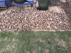 Large River Pebbles Fulham West Torrens Area Preview