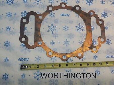 High Pressure Compressor Worthington Copper Gasket 39712-w-1